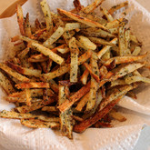 The Secret to Perfect CRISPY Fries Revealed
