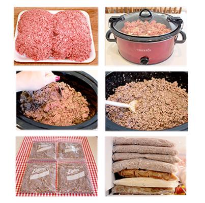 crockpot hamburger