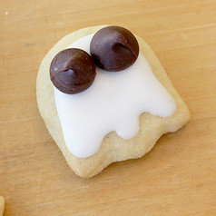 sugar cookie ghosts