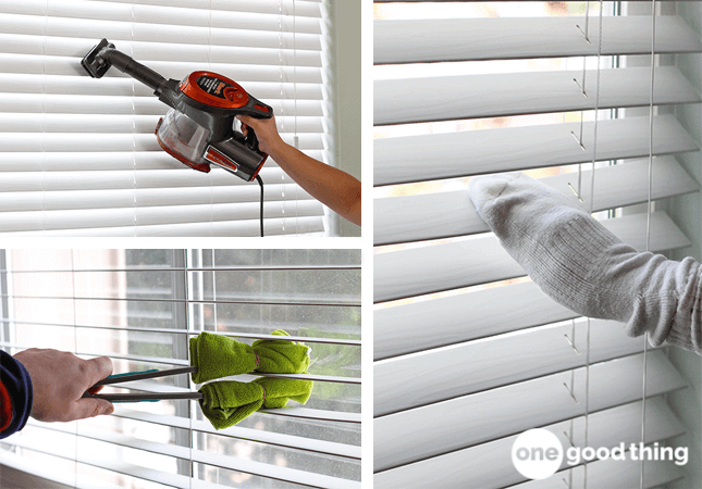 The Best Way To Clean All Blinds In Your House