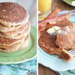 Whole Grain Pancakes 7