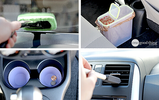 Handy Hacks For Spring Cleaning Amp Organizing Your Car