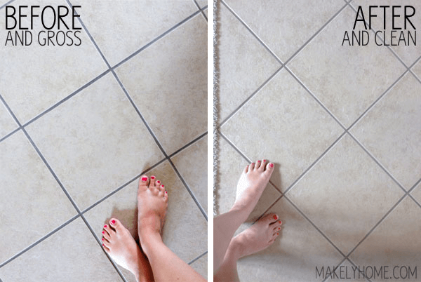 Creative Uses For Your Steam Cleaner One Good Thing By Jillee - Easiest way to mop tile floors