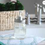 Make a Simple Mason Jar Soap Dispenser