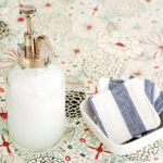 Homemade makeup remover
