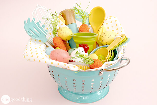 Practical easter basket ideas one good thing by jillee practical easter baskets negle Gallery