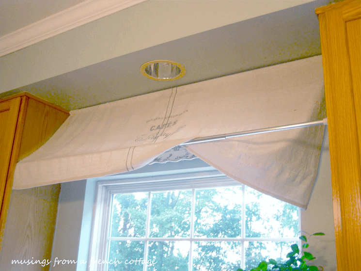 cheap ways to hang curtains