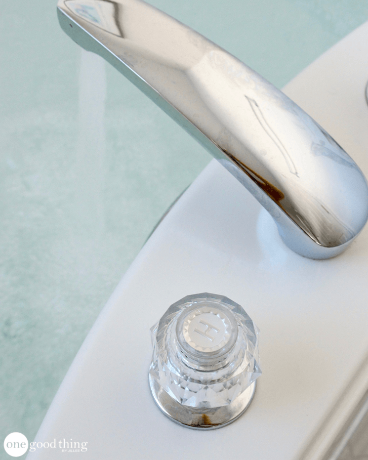 How To Remove Those Stubborn Hard Water Stains