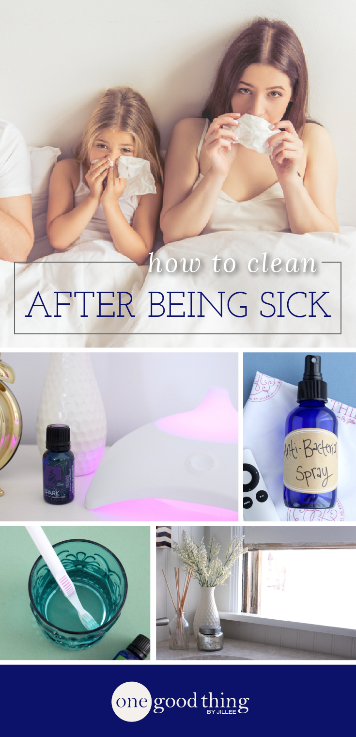 How To Clean Your House After Sickness