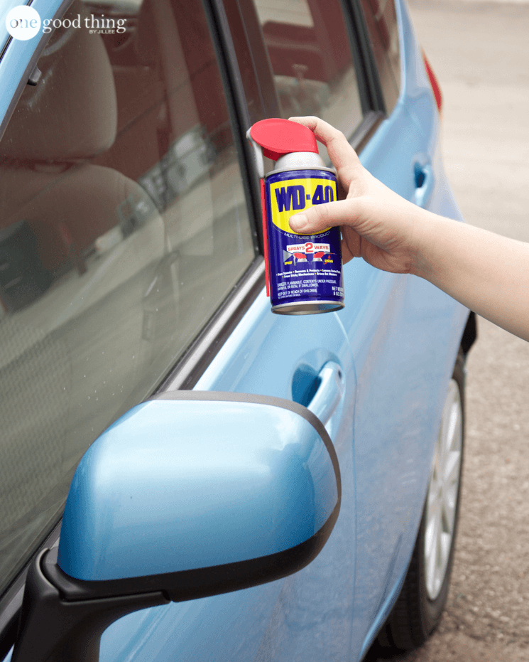12 Ways That WD-40 Is The Ultimate Problem Solver · Jillee