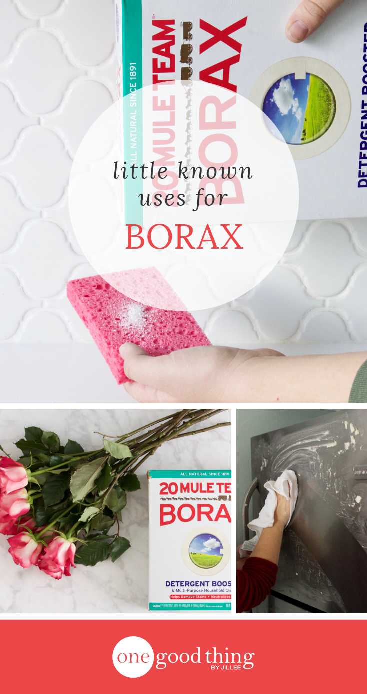 Borax is one of the most versatile cleaning ingredients out there! Check out these 31 amazing ways to use it around your home.