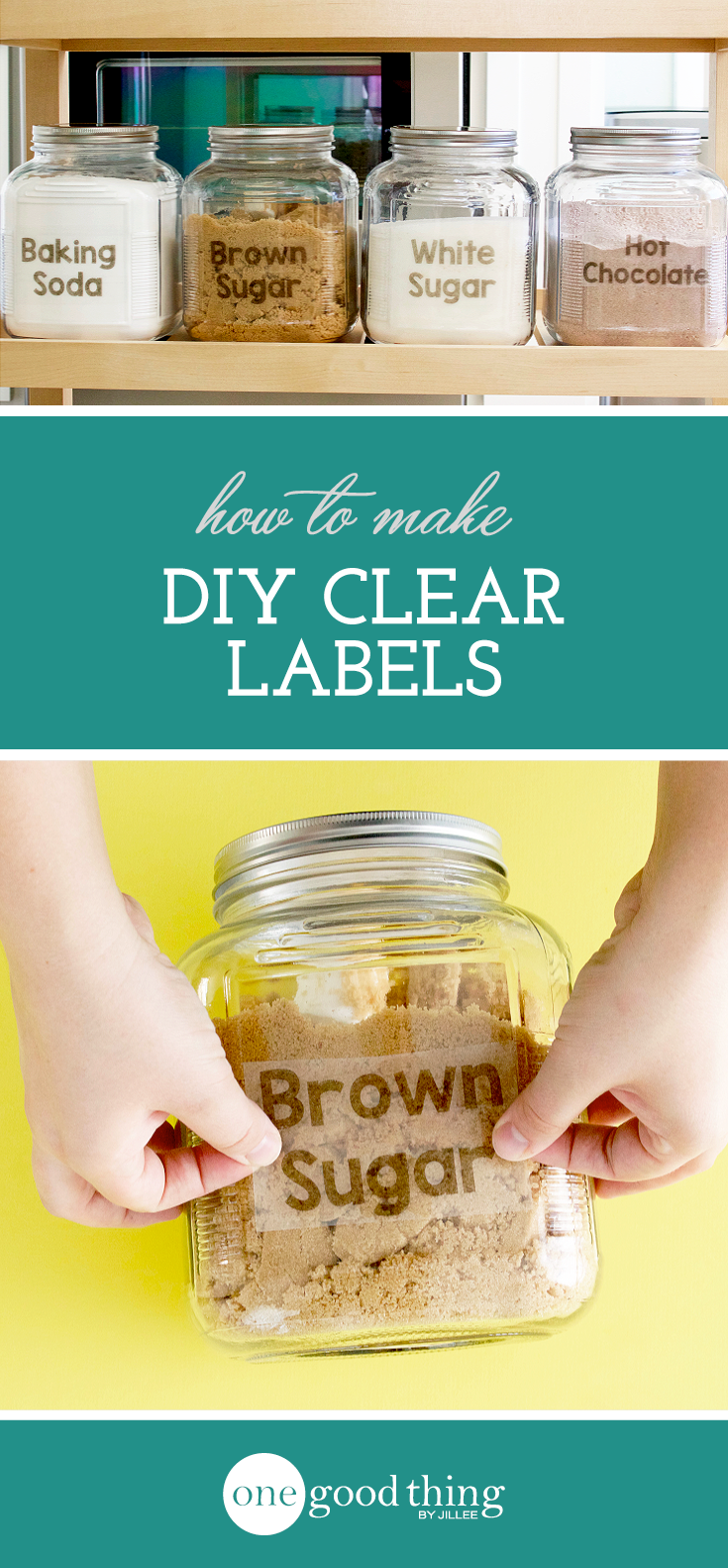 How To Make Your Own Custom Printed Labels One Good