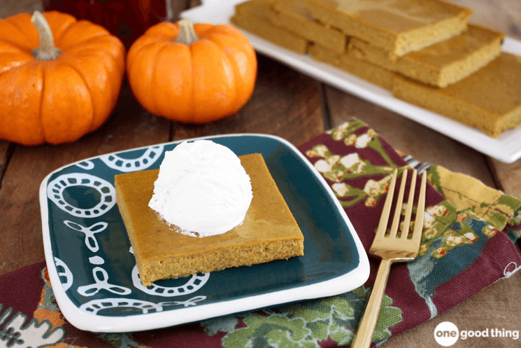 Favorite Fall Desserts