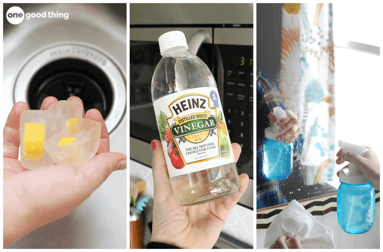 Cleaning with Vinegar