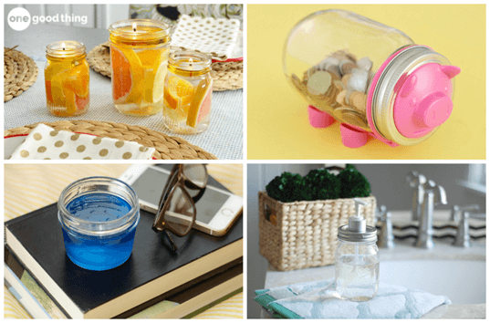 Things You Can Do With A Glass Jar