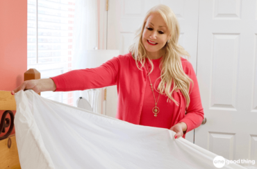 How To Get Crisp Bedsheets Without Ironing