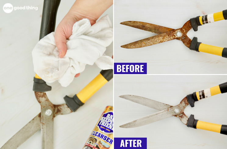 6 Unexpected Ways To Remove Rust With Things You Have At Home Jillee