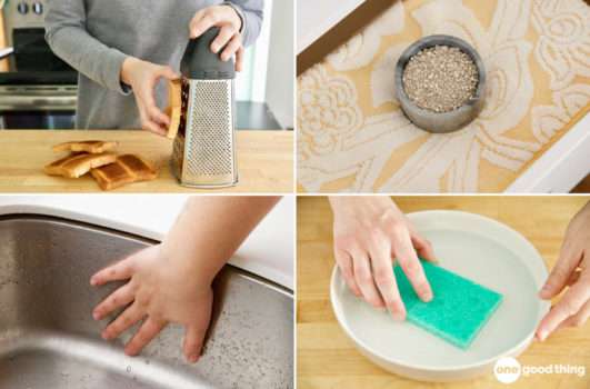 Here's How To Get Rid Of All The Worst Household Odors · Jillee